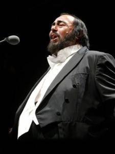 Luciano Pavarotti - Top 10 Best And Greatest Italian Singers Of All Time