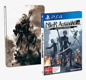 Top PS4 games-NieR: Automata