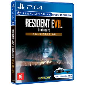 Best PS4 games-Resident evil 7. biohazard