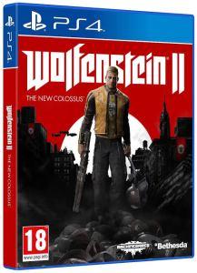 Top PS4 games-Wolfenstein game