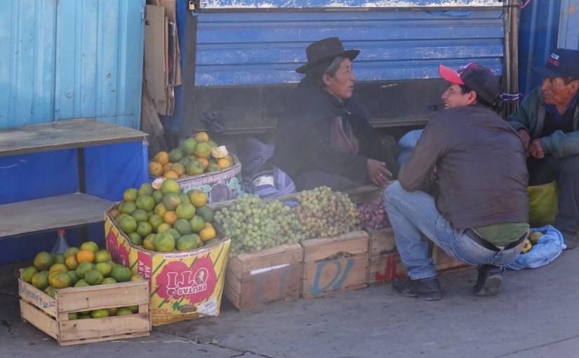 Bolivia: wederom een heel bijzonder land!
