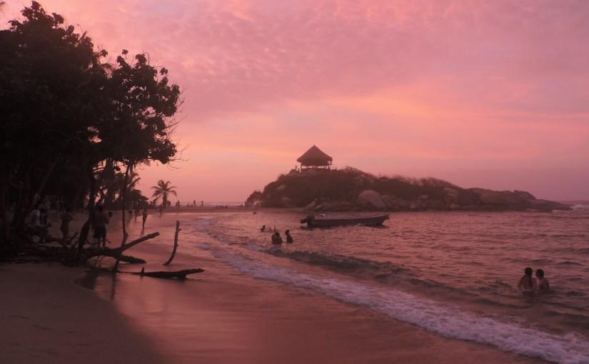 Doodsangsten en relaxen aan de Caribische kust