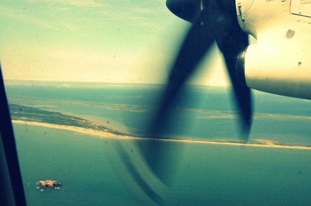 Magdalen Islands Flight