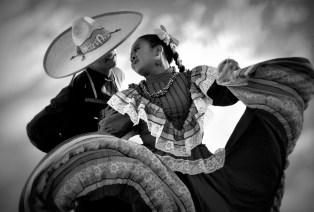 Jarabe dancers mexico la paz baja california