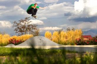 Skateboarding MarcFrankMontoya.com