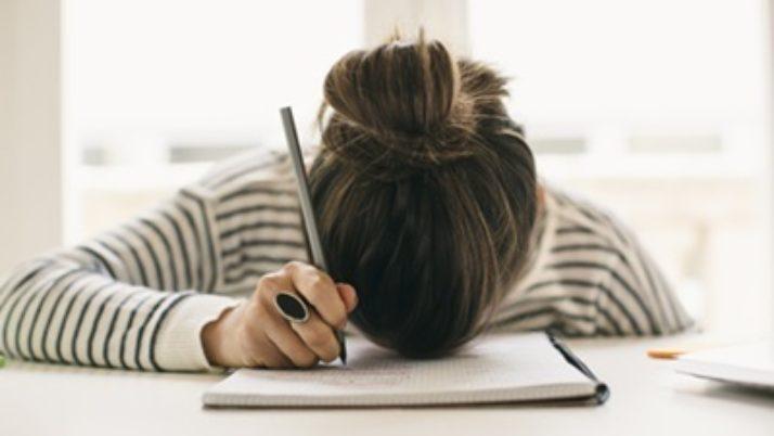 Writer's block definition essay