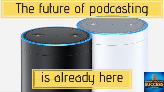 alexa for podcasts