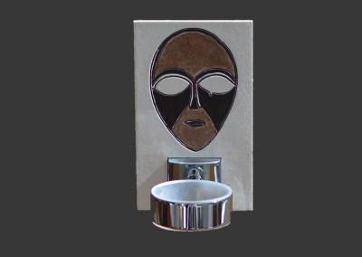 Habillage accessoire – Masque Galoa – Gabon