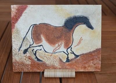 « Dessine-moi Lascaux » : Le cheval chinois