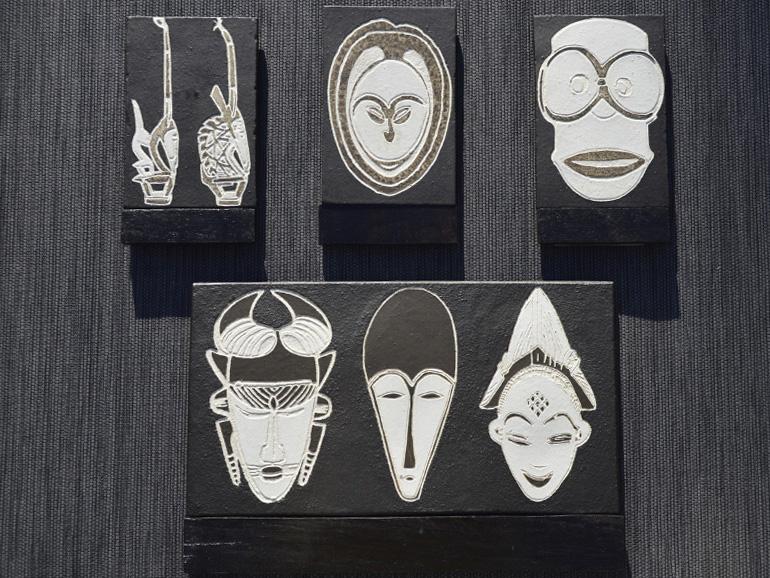 Collection Ebène.