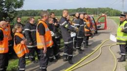 Quand les pompiers s'organisent, la solution n'est pas loin