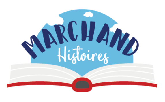Le logo livre ouvert invitant à la lecture