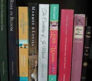 Little Women Bookshelf PIC