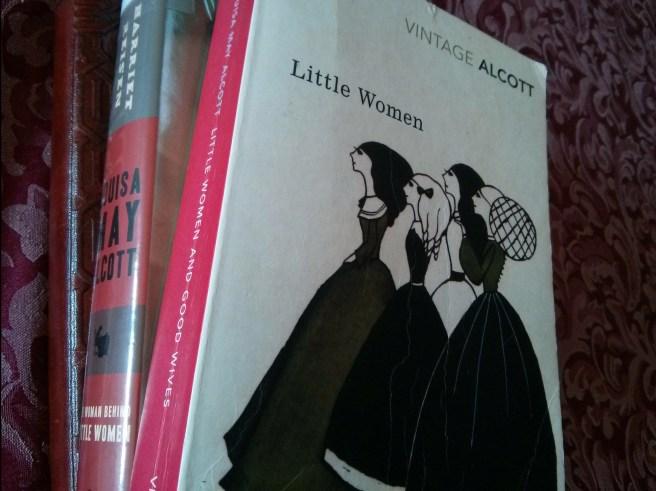Woman behind little women PIC