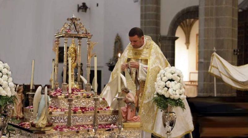 Me acercaré al Altar de Dios-Marchando Religión