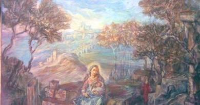 La Belleza de María-Marchando Religión