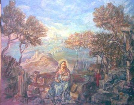 La Belleza de María