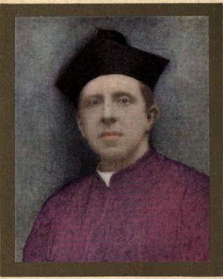 Monseñor Benson-Marchando Religión