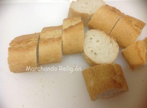 Las migajas de la Fe en la Eucaristía-Marchando Religión