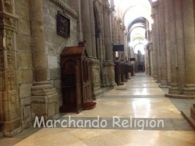 Confesarse-Marchando Religión