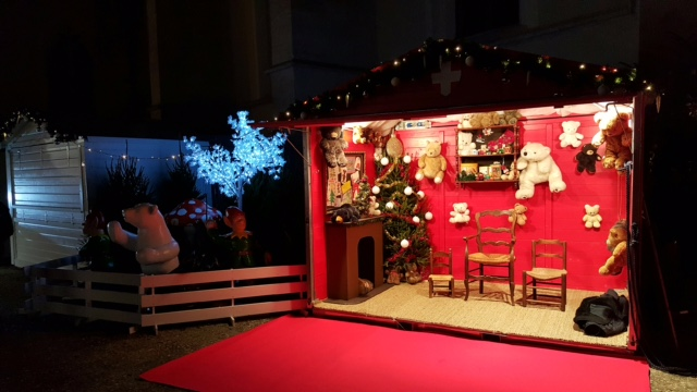 La maison du Père Noël