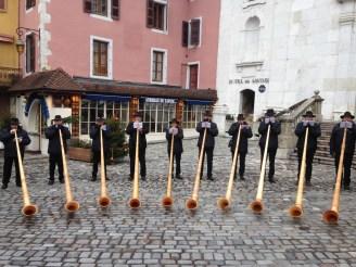 La tradition du cors des Alpes