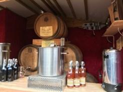 Le vin chaud à Annecy