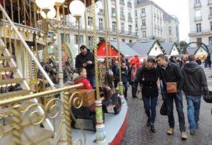 marché de noël de Nantes PO