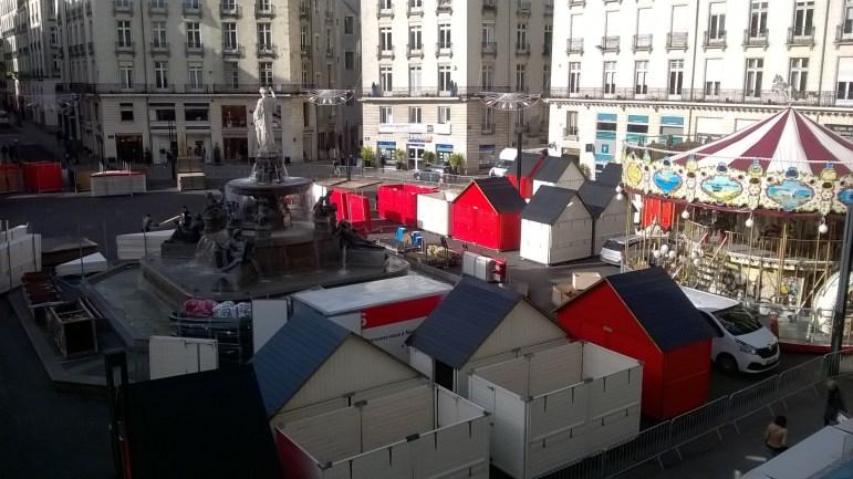 Marché de Noël de Nantes 2016