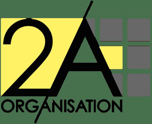 Logo 2A ORGANISATION