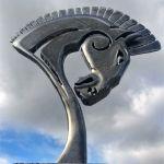 L'Art'elier des Balcons du Dauphiné – Sculpture Bois Métal