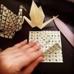 Atelier La fée papiers – Origami