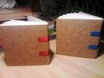 Papiers-Relies-carnets voyage verso