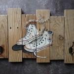 Marcossine Création - Peinture sur bois