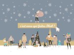 Strasbourg fête Noël - Le Marché de Noël digital de Strasbourg