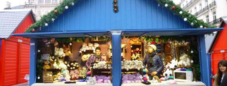 Marché de Noël Angers chalet fabrication française