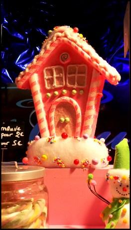 Maisonnette en sucre