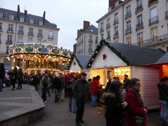 Le Carousel, Place Royal