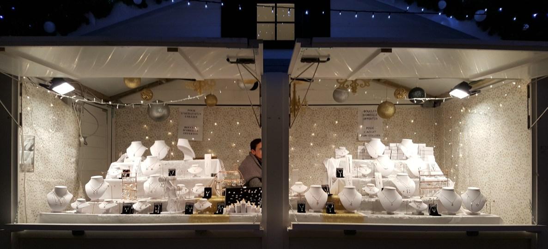 Chalets de bijoux à Rouen