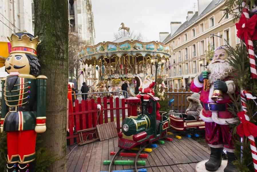 Petit train Rouen Photos Jean-Pierre Sageot