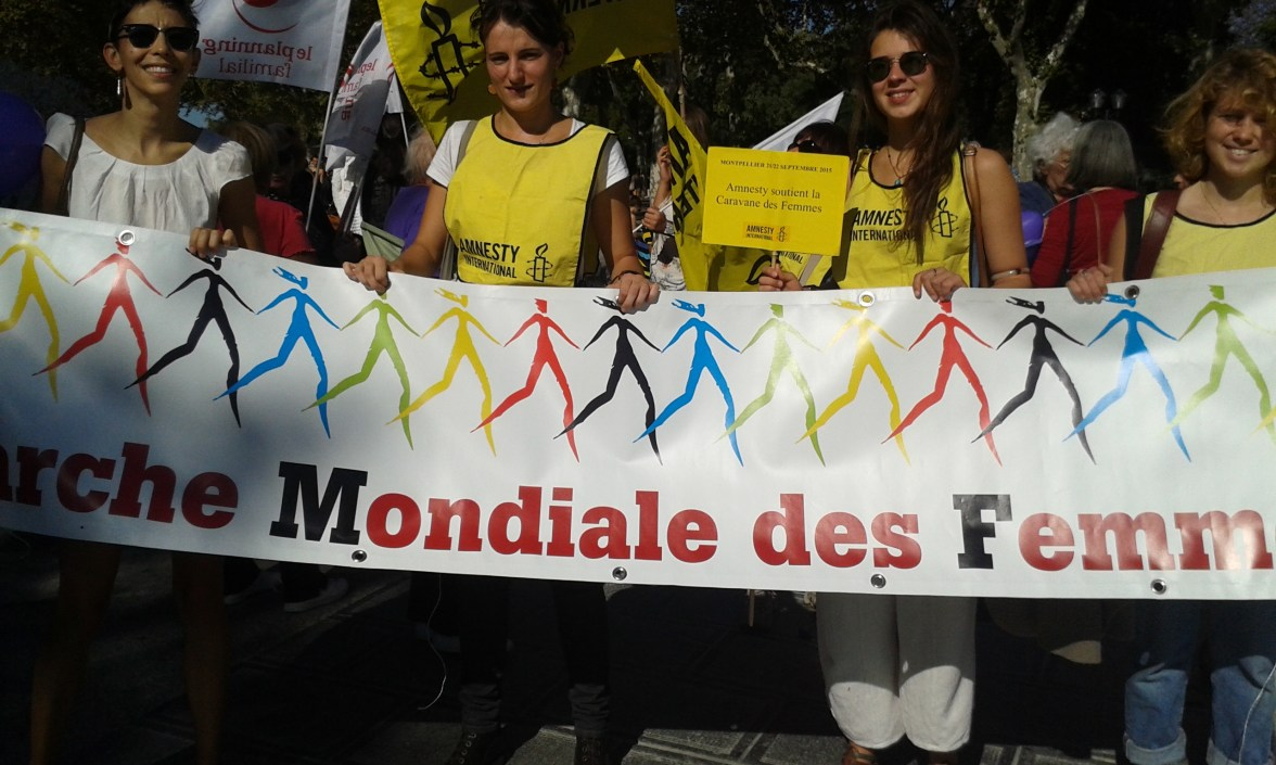 1 - MMF à Montpellier - Rassemblement