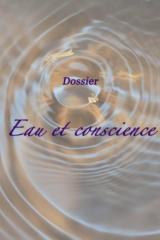 Dossier : Eau et Conscience