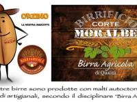 Birra Agricola Artigianale Corte Moralbe