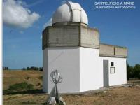 "Osservatorio astronomico  ""Marco Bettini"""