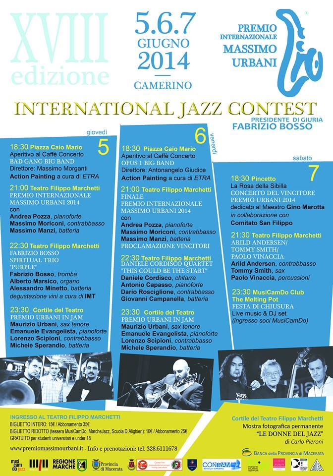 international jazz contest