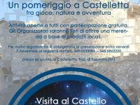 Un pomeriggio al Planetario di Castelletta