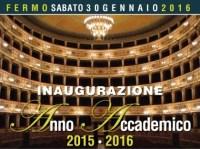 Inaugurazione Anno Accademico 2015-2016