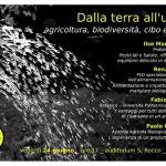 Dalla terra all'uomo – agricoltura, biodiversità, cibo e salute