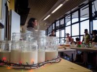 Un laboratorio pratico sul pane con il lievito madre