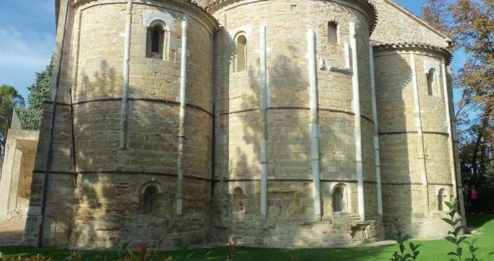 Pollenza abbazia di Rambona